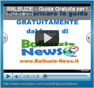 BALBUZIE NEWS Channel - I video di Balbuzie News
