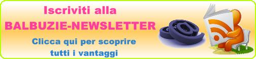Iscriviti e scopri i vantaggi della newsletter e dei feed rss