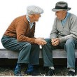 Barriere comunicative nella mente di anziani che balbettano