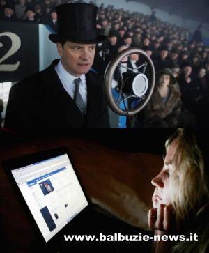 BALBUZIE NEWS - Il discorso del Re: balbuzie e tecnologia ieri e oggi